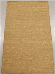 Sale 8438K - Lot 119 - Khaki Woven Seagrass Rug | 300x200cm, Seagrass Pile & Strong Cotton Binding, Hand-woven in Jaipur, Rajasthan. Hand woven by skilled ...