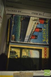 Sale 8407T - Lot 2386 - Collection of Wonder Books incl Wonder Book of Ships & Wonder Book of Trains