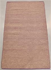 Sale 8438K - Lot 121 - Purple Woven Seagrass Rug | 300x200cm, Seagrass Pile & Strong Cotton Binding, Hand-woven in Jaipur, Rajasthan. Hand woven by skilled...