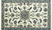 Sale 8256B - Lot 73 - Persian Nain Tabas 145cm x 88cm RRP $600