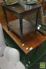 Sale 8338 - Lot 1620 - 2 Occasional Tables