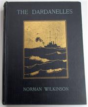 Sale 8639 - Lot 35 - The Dardanelles with colour sketches from Gallipoli, written and drawn by Norman Wilkinson, published my Longmans Green and co Londo...