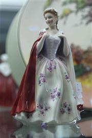 Sale 8032 - Lot 7 - Royal Doulton Figurine Bess HN 2002