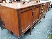 Sale 8493 - Lot 1085 - G-Plan Fresco Teak Sideboard