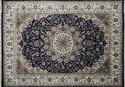 Sale 8213C - Lot 8 - Indo Persian Nain Silk & Wool 254cm x 178cm