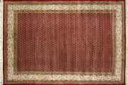 Sale 8256B - Lot 74 - Persian Turkaman 240cm x 170cm RRP $4000