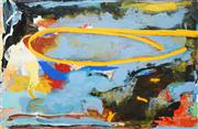 Sale 8519 - Lot 565 - Graham Kuo (1949 - ) - Golden Route, 1997 168 x 260cm