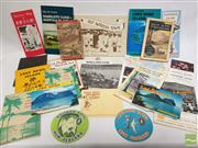 Sale 8900 - Lot 46 - Collection of Ephemera & Booklets on New Zealand, Norfolk Island & Lord Howe Island