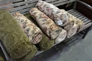 Sale 8115 - Lot 1152 - Collection of 10 Bolster Cushions