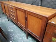 Sale 8550 - Lot 1016 - G-Plan Fresco Teak Sideboard