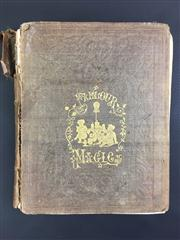 Sale 8539M - Lot 9 - 'Parlour Magic: A Manual of Amusing Experiments, Transmutations, Sleights and Subtleties, Legerdemain, &c. for the Instruction and A..
