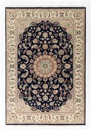 Sale 8770C - Lot 77 - An Indo Persian Nain Super Fine Wool And Silk Inlaid Pile, 270 x 184cm