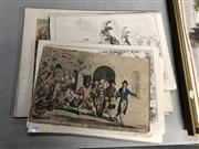 Sale 8797 - Lot 2144 - Collection of Prints, Engravings, etc