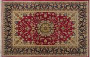 Sale 8213C - Lot 56 - Persian Isfahan 240cm x 153cm