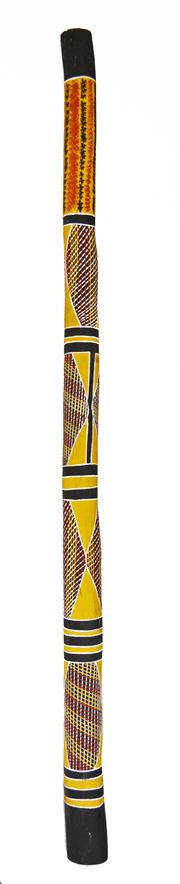 Sale 8260A - Lot 10 - Didgeridoo
