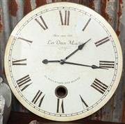 Sale 9060H - Lot 50 - A French style modern wall clock. Diameter 60cm