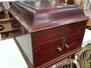Sale 8469 - Lot 1068 - Timber Cased Gramophone