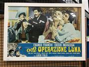 Sale 8751 - Lot 2079 - 002 Operazione Luna Movie Poster -