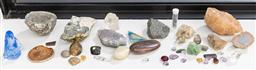 Sale 9239H - Lot 75 - A quantity of rocks and crystals.