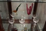 Sale 7989 - Lot 99 - Venetian Glass Glass with Other Glass Wares incl Stuart
