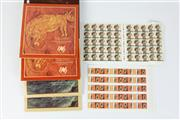 Sale 8419 - Lot 8 - Australian Stamp Booklets & Sheets