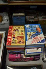 Sale 8445 - Lot 50 - Carters Antique Guides with Another