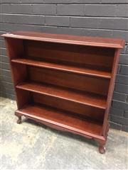 Sale 9006 - Lot 1068 - Small Open Bookshelf (h:93 x w:93 x d:21cm)