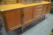 Sale 8326 - Lot 1025 - G-Plan Teak Fresco Sideboard