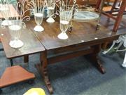 Sale 7969A - Lot 1018 - Draw Leaf Dining Table