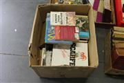 Sale 8169 - Lot 2232 - Box of Various Books