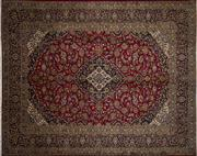 Sale 8213C - Lot 12 - Persian Kashan 400cm x 305cm