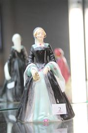 Sale 8276 - Lot 2 - Royal Doulton Figure Janice