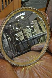Sale 8093 - Lot 1036 - Gilt Framed Mirror