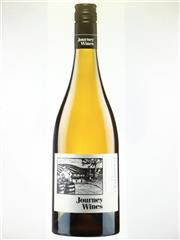 Sale 8499W - Lot 2 - 12x 2016 Journey Wines Chardonnay, Yarra Valley.  Straw colour, the warm and early growing season in 2016 produced a slightly ri...