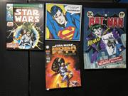 Sale 8861 - Lot 2065 - Collection Of Comic Pop Art & Star Wars Prints -
