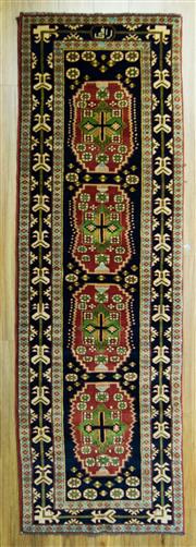 Sale 8601C - Lot 99 - Persian BukharaRunner 253x90