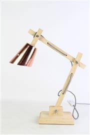 Sale 8855 - Lot 55 - Contemporary Cantilever Lamp
