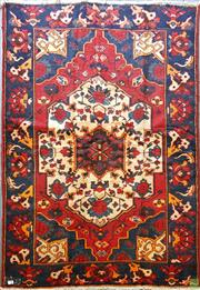 Sale 8601 - Lot 1059 - Persian Bakhtiari (195 x 145cm)