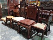 Sale 8740 - Lot 1672 - Collection of 5 Various Chairs
