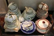 Sale 8330T - Lot 178 - Poole Dinner Wares with Others incl Johnson Brothers