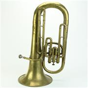 Sale 8413 - Lot 95 - Jérôme Thibouville-Lamy French Brass Euphonium Tenor Tuba