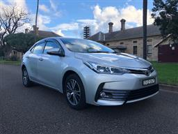 Sale 9157V - Lot 1 - 2018 Toyota Corolla SX