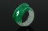 Sale 3808 - Lot 501 - A LARGE JADE RING;