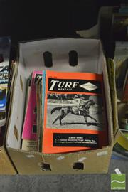 Sale 8407T - Lot 2383 - Collection of Turf Magazines