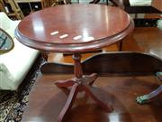 Sale 8740 - Lot 1296 - Timber Wine Table