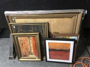 Sale 8784 - Lot 2083 - Assorted Quantity of Various Artworks