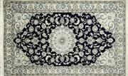 Sale 8256B - Lot 79 - Persian Nain Tabas 202cm x 120cm RRP $1000