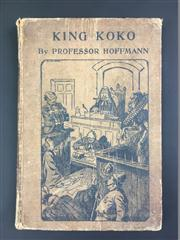 Sale 8539M - Lot 19 - Professor Hoffmann (Angelo Lewis), 'King Koko; Or, The Pretty Princess and the Lucky Lover: A Conjuring Entertainment in the form of..