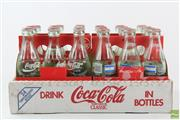 Sale 8563 - Lot 368 - World Cup USA Football 1994 Coke Bottle Collection