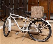 Sale 8677A - Lot 90 - A 7 speed pushbike by Emporio Armani